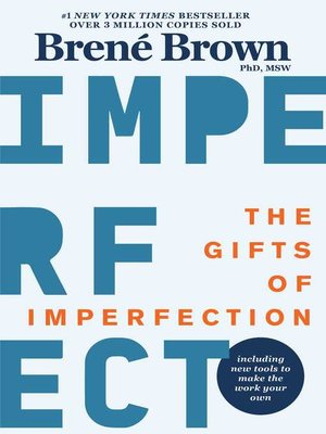 cover image of The Gifts of Imperfection